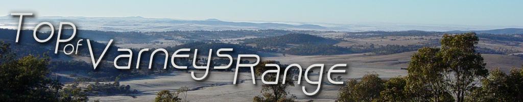 Top of Varney's Range
